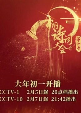 中国诗词大会第4季