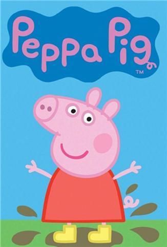 小豬佩奇 第一季 英文版