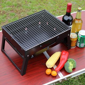 燒烤架戶外燒烤爐子家用折疊燒烤爐木炭烤爐碳烤箱