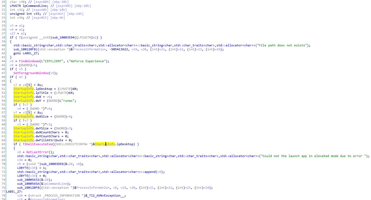 看我如何发现NVIDIA GeForce Experience代码执行漏洞