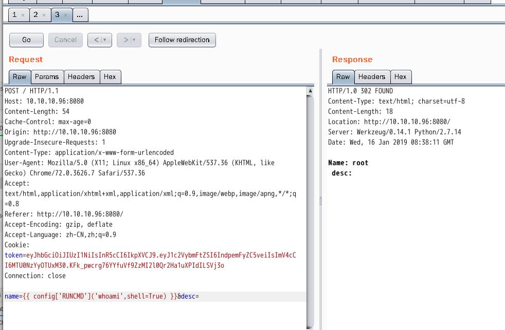hackthebox Oz靶机渗透- 安全客,安全资讯平台