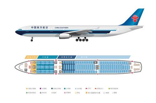 海航空客340座位图_789飞机座位分布图相关图片展示_789飞机座位分布图图片下载