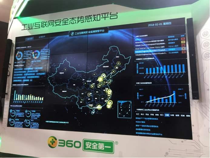 再战津门!360中标3400万天津省级工业互联网安全态势感知平台项目
